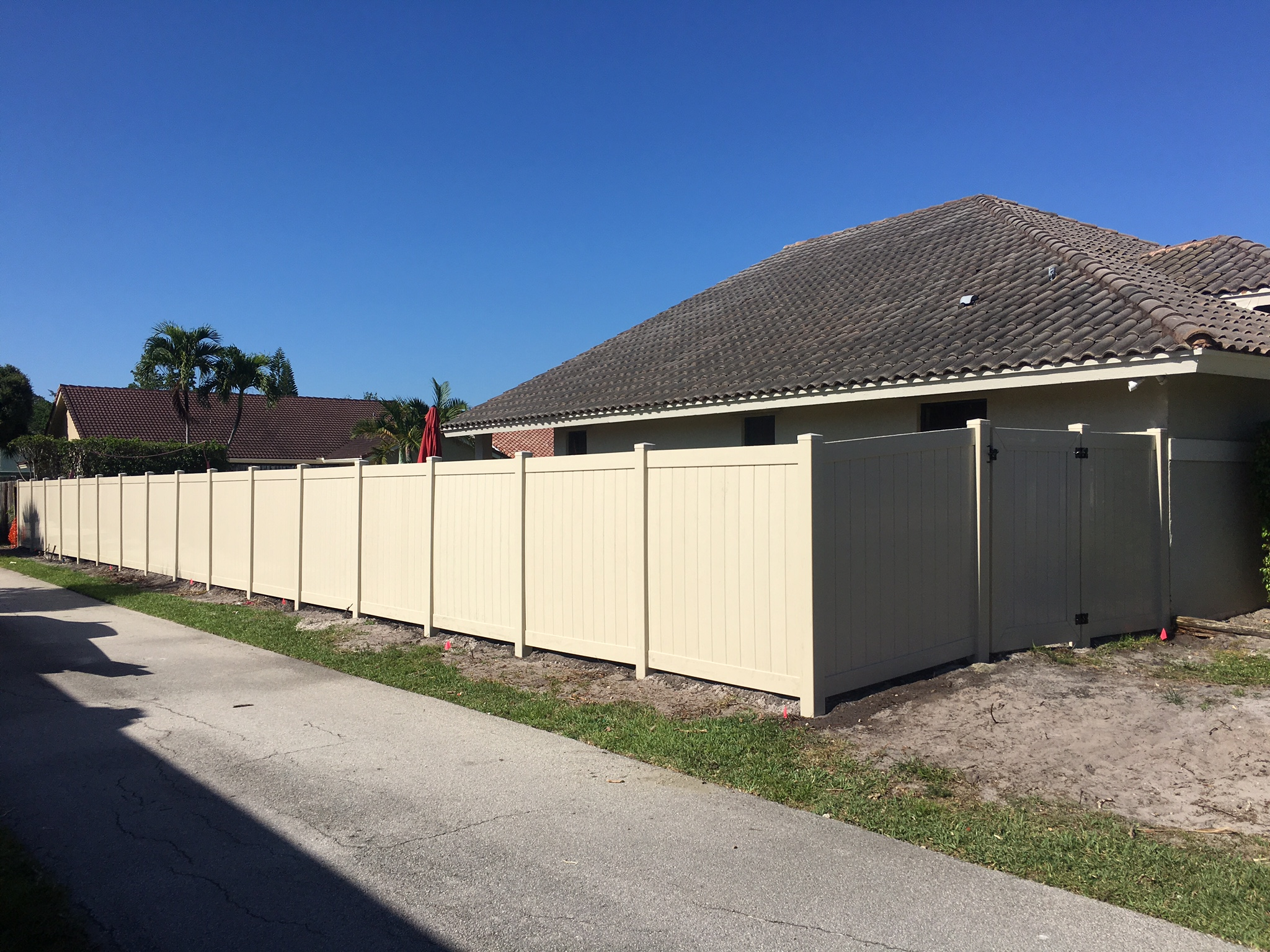 residential fencing wellington florida