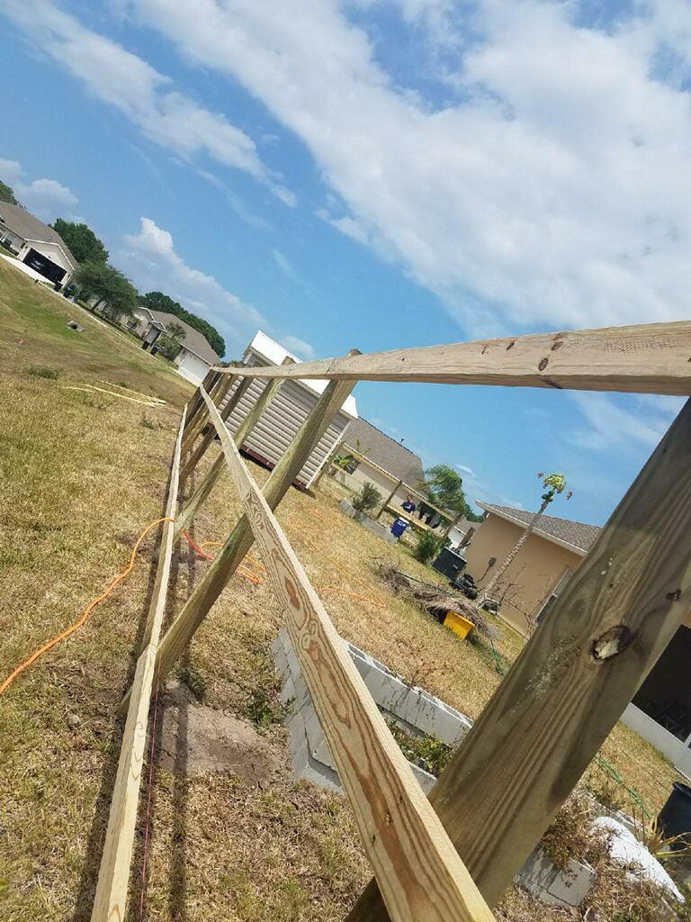fence repair service wellington florida