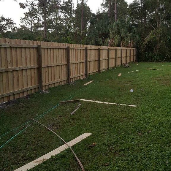 fence installation wellington fl